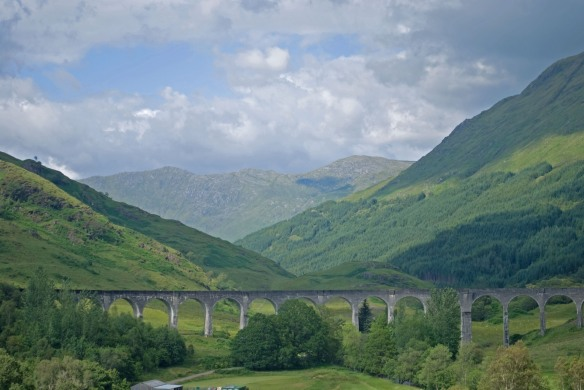 The Glenfinnan Viaduct
