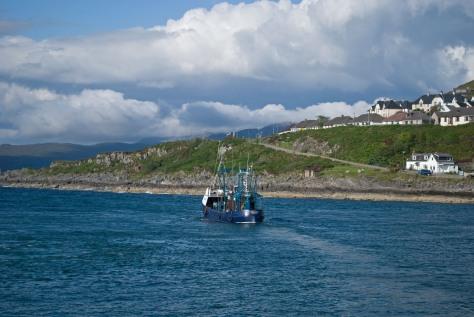 Mallaig Port