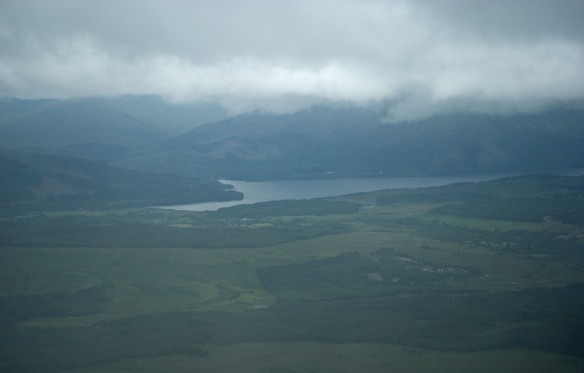 View towards Loch Lochy