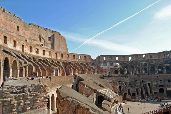 Rome, Colussus Coliseum!!