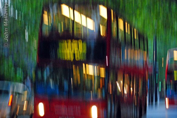 And that blurry bus of course