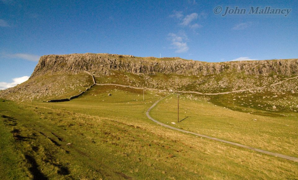 The long way down to Neist Point