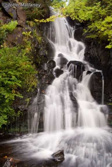 Waterfall at Dunvegan