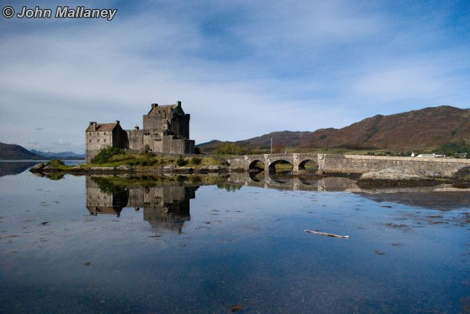 The Castles of Skye and Eilean Donan