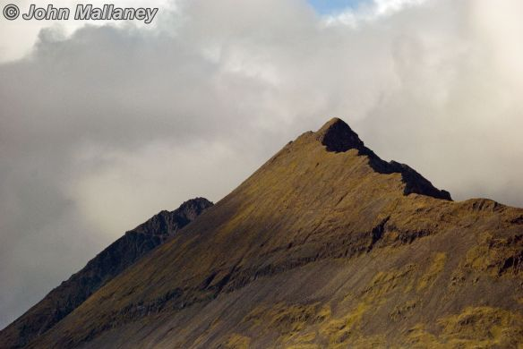 The Cullin hills from Elgol