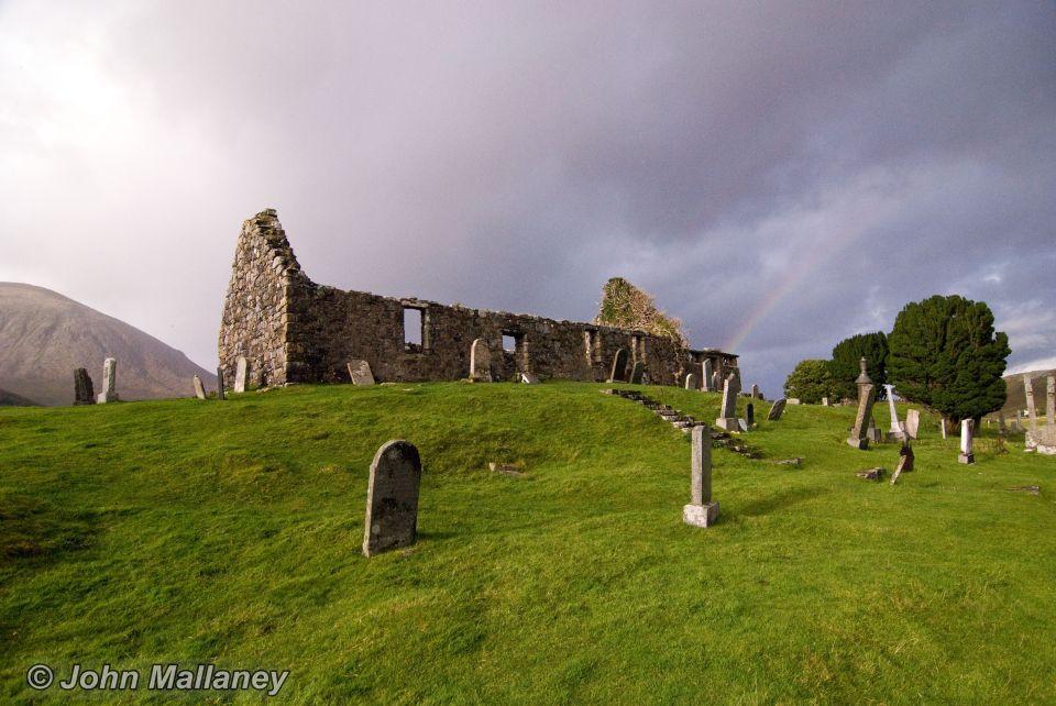 Cill Chriosd Church