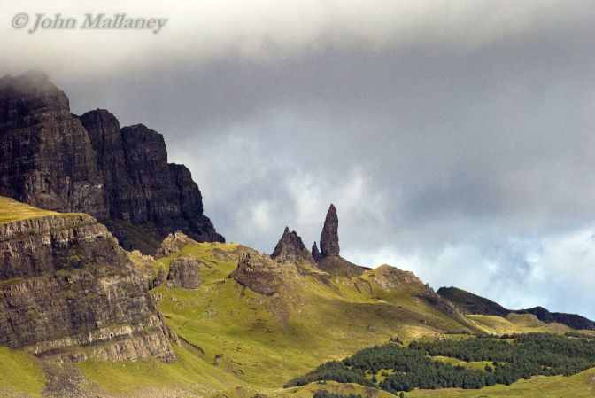 The Isle of Skye – Neist Point and The Old Man of Storr