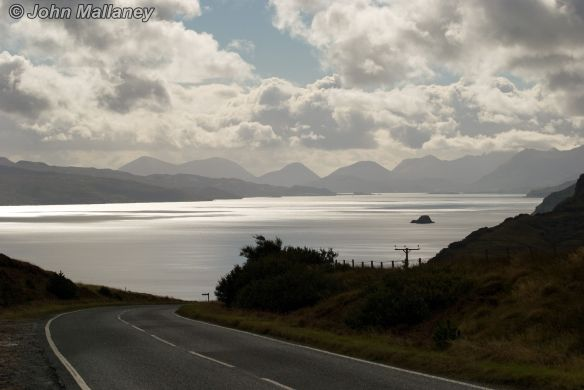 The Trotternish peninsula