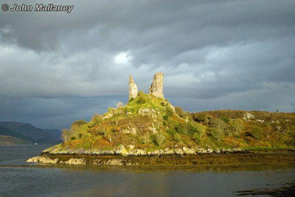 Castle Moil, Kyleakin
