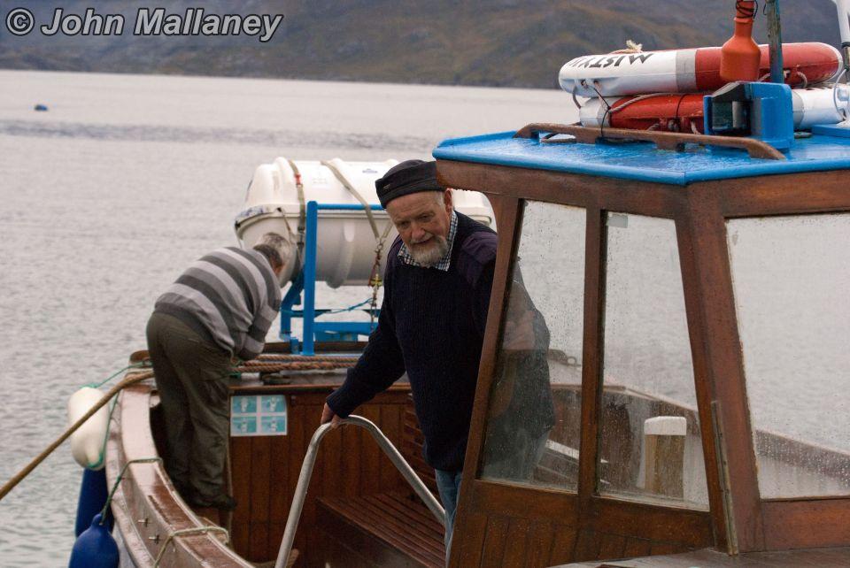 Seumas, Skipper of the Misty Isle