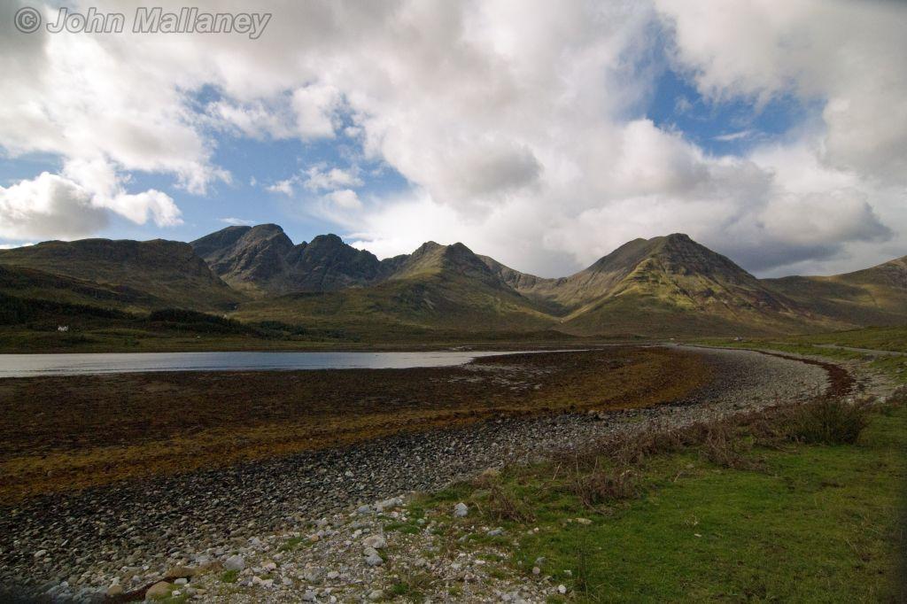 Bla Bheinn Ridge and Loch Slapin