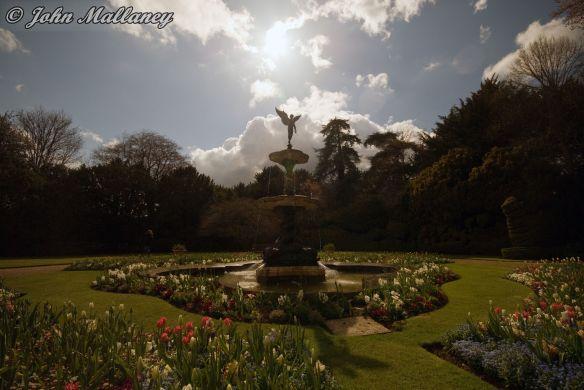 The Sunken Garden, Ascott House