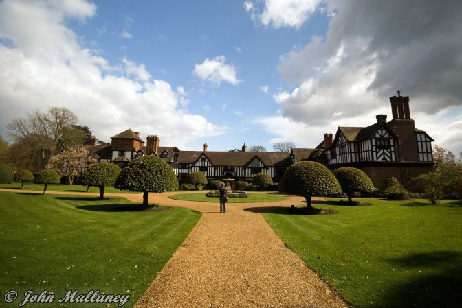 Ascott House, Buckinghamshire