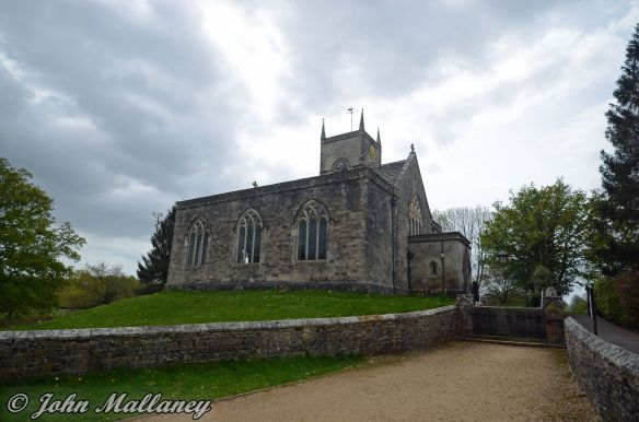 St Nicholas church, Moreton, Dorset