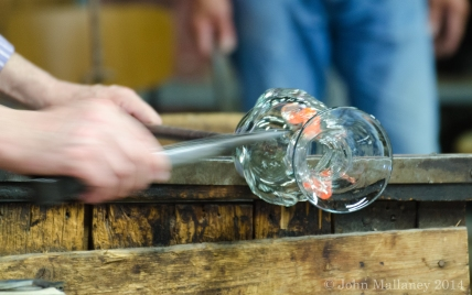 Gino Mazzuccato, Murano glass