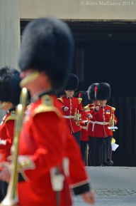 Changing the Guard, Wellington Barracks