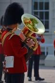 Changing the Guard, Wellington Barracks
