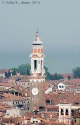 Santi Apolostoli bell tower