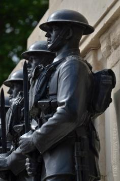 Guards Memorial, Horse Guards Parade