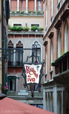 Venetian Street scene