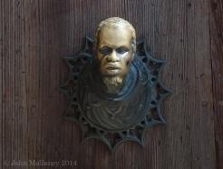Venetian Door Knocker