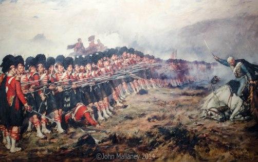 Regimental Museum of the Argyll & Sutherland Highlanders Artwork