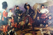 Regimental Museum of the Argyll & Sutherland Highlanders Artwork