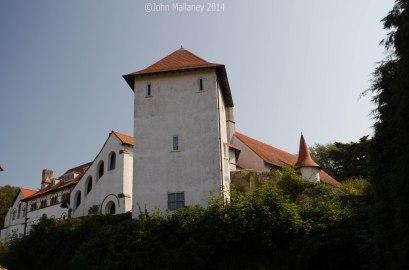 Caldey Abbey