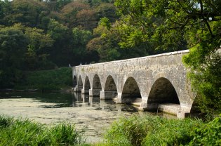 The Eight Arch Bridge