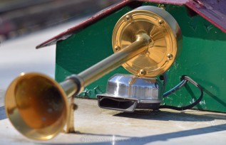 Narrowboat Horn