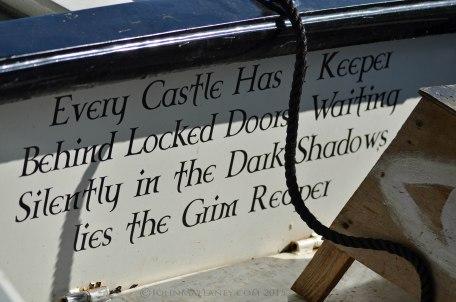 Spooky Narrowboat