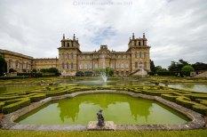 Blenheim Palace - Water Terrace
