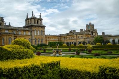 Blenheim Palace - Italian Garden