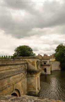 Blenheim Palace - Vanbrugh's Grand Bridge
