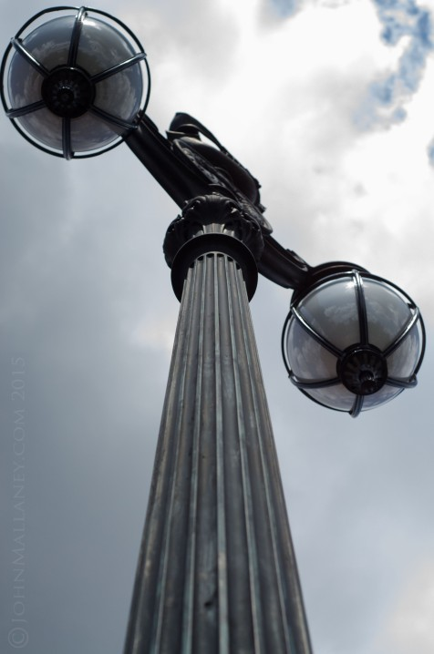Lamp Post - The Mall