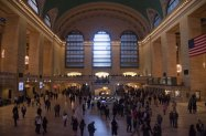 Grand Central Station concourse