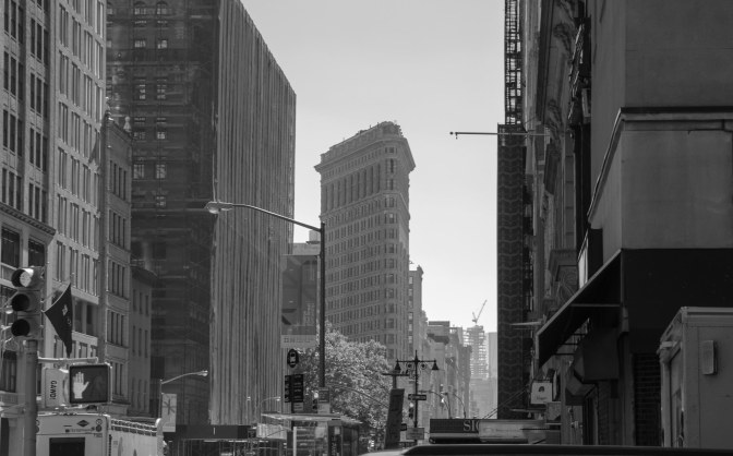 Flatiron Building – New York