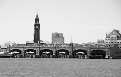 Erie-Lackawanna Railroad and Ferry Terminal