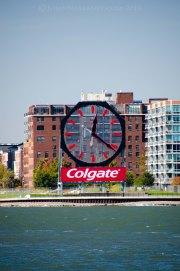 The Colgate Clock (Jersey City)