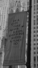 In a city that.............