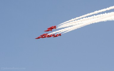 Red Arrows 10