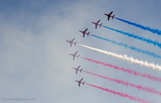 Red Arrows 18