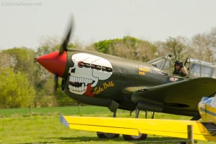 Curtiss P-40M Kittyhawk