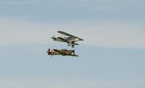 Hawker Demon and Hawker Hurricane