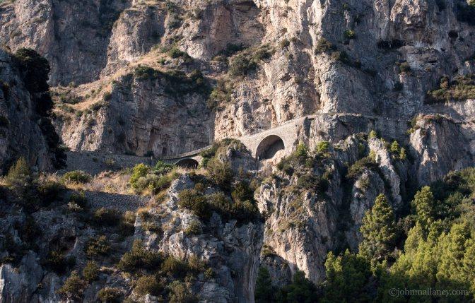 The Amalfi Coastline