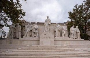 Kossuth Statue - Parliament Building, Budapest