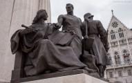 Tisza Istvan Statue - Parliament Building, Budapest