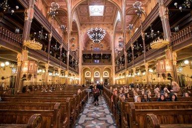 Dohány Street Synagogue, Budapest.