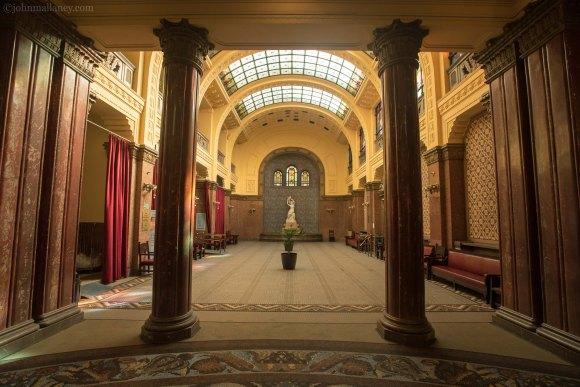 Gellért Baths - Budapest