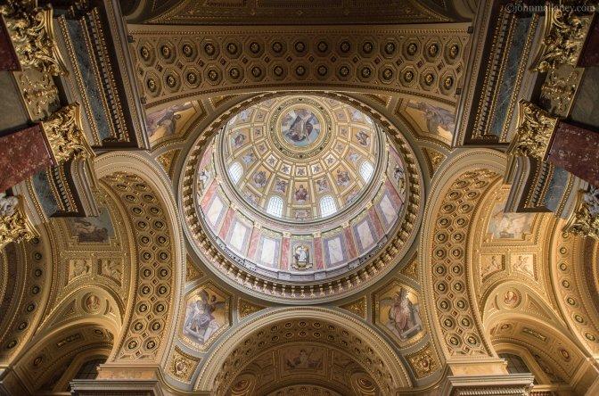 St Stephen's Basilica – Budapest